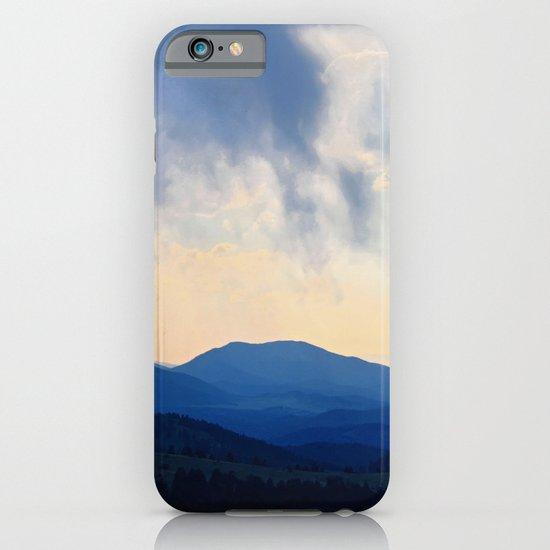 Dark Hills iPhone & iPod Case