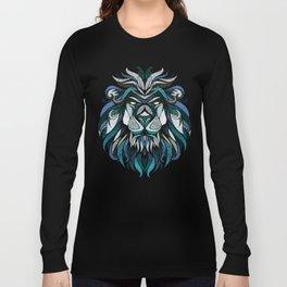 Blue Lion Long Sleeve T-shirt