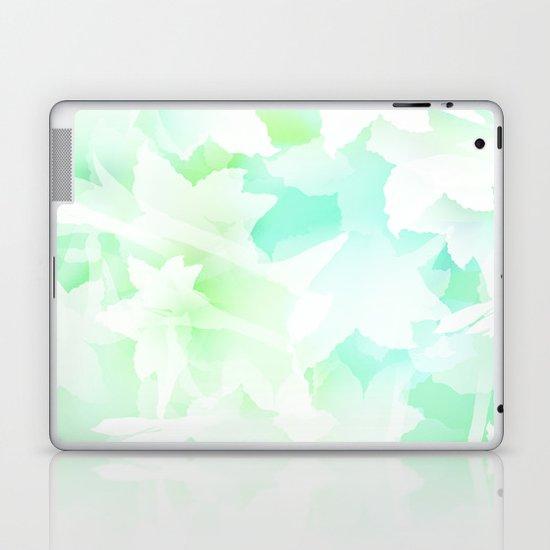 Floral Love Laptop & iPad Skin