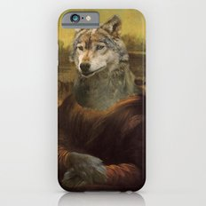 Furry Monnalisa  iPhone 6s Slim Case