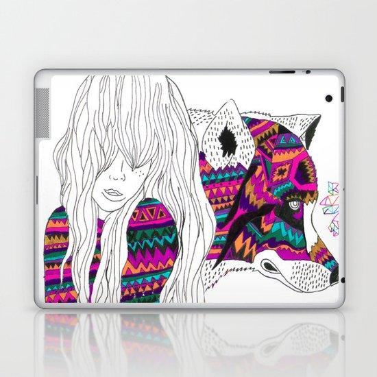 ▲SHE-WOLF▲ Laptop & iPad Skin