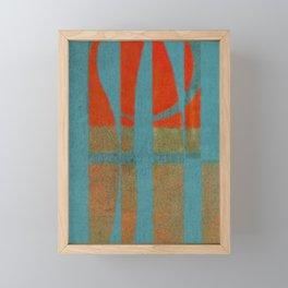 Viriato Framed Mini Art Print