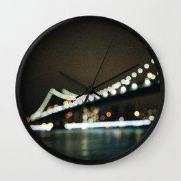 Isn't it Romantic? Wall Clock