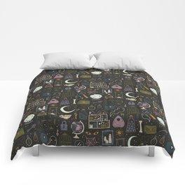 Haunted Attic Comforters