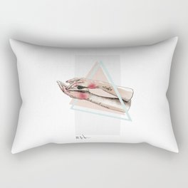 Our Hands Rectangular Pillow