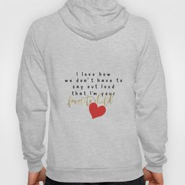 Fathers Day Gift, Fathers day gift for grandpa, Fathers day from daughter, I love how, Dad Birthday Hoody