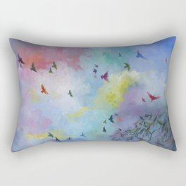 The sky is the limit Rectangular Pillow