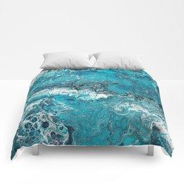Ocean Crash Comforters