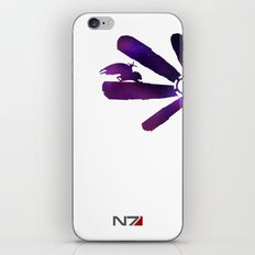 Mass Effect 1 (w/quote) iPhone & iPod Skin