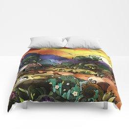 The Shepherd's Cottage Comforters