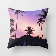 Heavy Dose of Atmosphere Throw Pillow