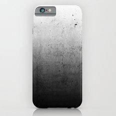 Black Ombre Concrete Texture Slim Case iPhone 6