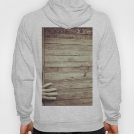 Knock on Wood Hoody