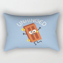 Don't Knock It Rectangular Pillow