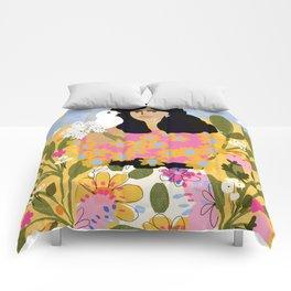 Jungle Freedom Comforters