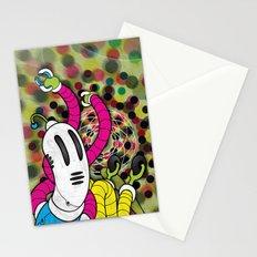 CMYK (Mysterious printer goblin) Stationery Cards