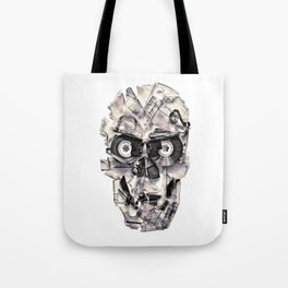 Home Taping Is Dead Tote Bag