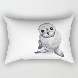 Little Seal Rectangular Pillow