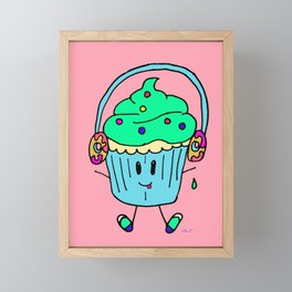 Sweet Treats Framed Mini Art Print