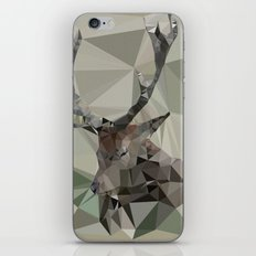 Cervus Elaphus iPhone & iPod Skin
