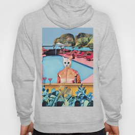 Kitty pool Hoody
