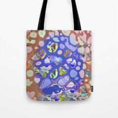 Egg Head Tote Bag