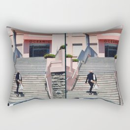 Daily Bread Rectangular Pillow