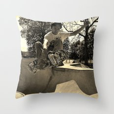 Adam Lindles 1 Throw Pillow