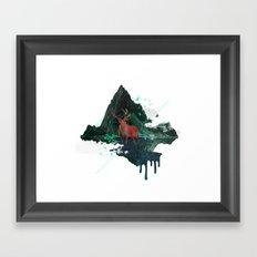 Planet#01 Framed Art Print