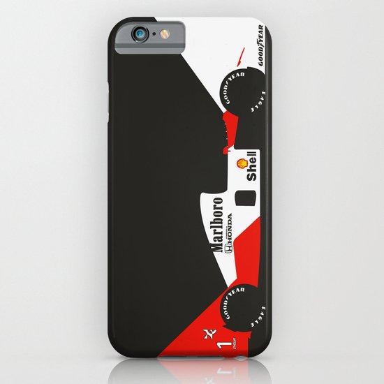 MP4/6 iPhone & iPod Case