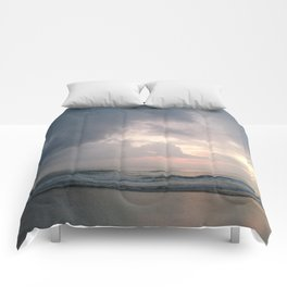 Pale Sunrise Comforters