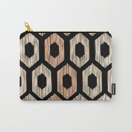 Animal Print Pattern Carry-All Pouch