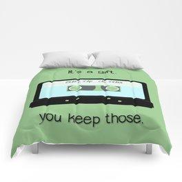 Dean's Top Cas Traxx Comforters