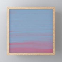 Bubblegum Acrylic Framed Mini Art Print