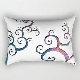 Swirl Stars Rectangular Pillow