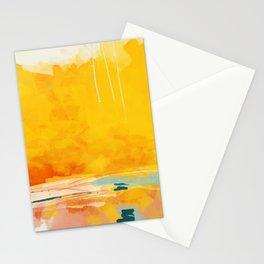 sunny landscape Stationery Cards