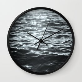 /sea. Wall Clock