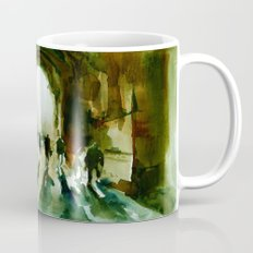 without an end or a beginning  Mug