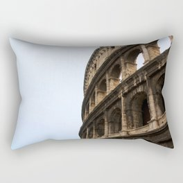 Il Colosseo Rectangular Pillow