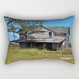 Empty Shell Rectangular Pillow