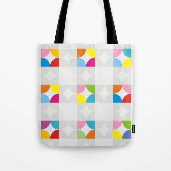 Pattern GMTRC-P1 Tote Bag