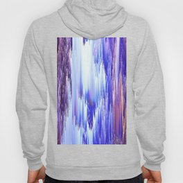 Abstract Electro One Hoody