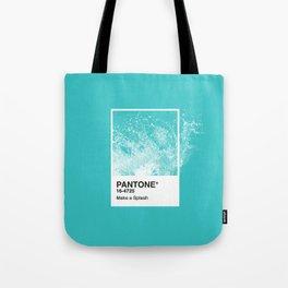 PANTONE SERIES – SPLASH Tote Bag