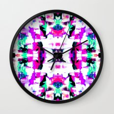 Tribal Folklore Wall Clock