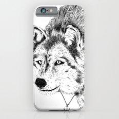 Mister Wolf iPhone 6s Slim Case