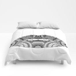 Lips Zendoodle Comforters