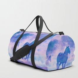 Horses run Duffle Bag