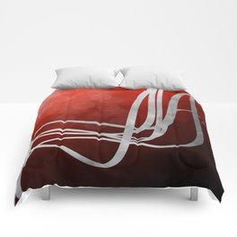 Simple Flow3 Comforters