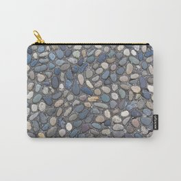 Paving Pebbles Carry-All Pouch