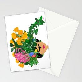 Keep Blooming Friducha Stationery Cards